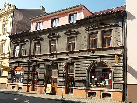 Dům čp. 9 v českobudějovické Jeronýmově ulici