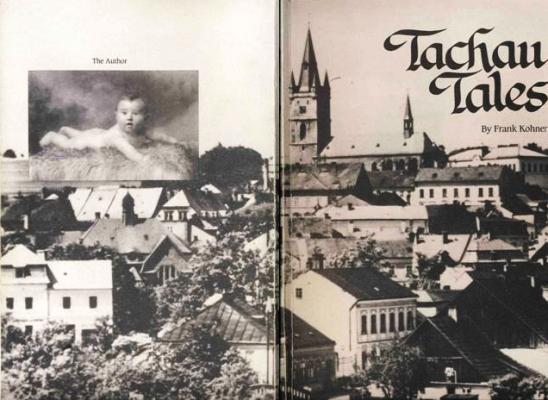Obálka knihy, vydané vlastním nákladem v roce 1995