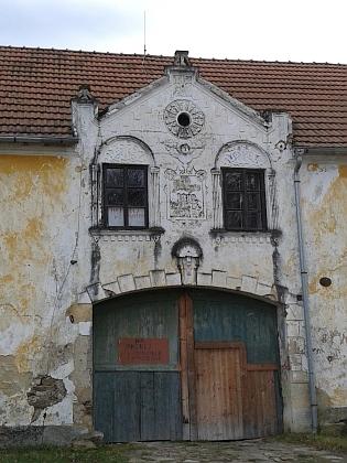 Dům čp. 10 v Záboří