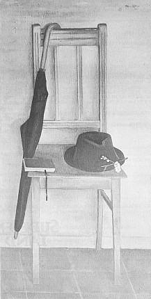K básni Exulanti, obraz Albina Sättlera...