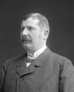 Na snímku ze Seidelova fotoateliéru  z 13. prosince roku 1903