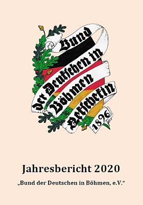 Ročenka Bund der Deutschen in Böhmen