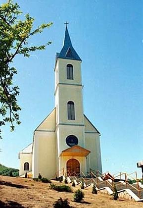 Kostel v Sinjaku