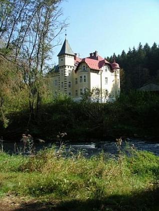 """Dnešní """"Hotel Zámeček"""""""