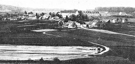 Pernlesdorf v roce 1908