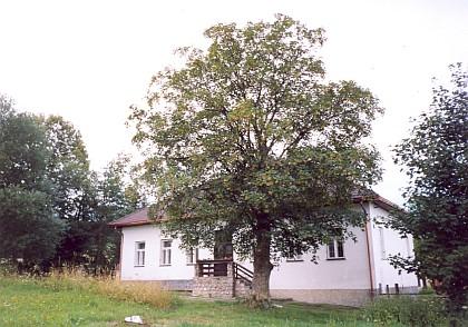 Bývalá škola ve Vyšovatce