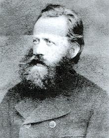 Gottlobův otec, narozený 21.června roku 1840 v Lenoře azesnulý tamtéž 11. února roku 1911