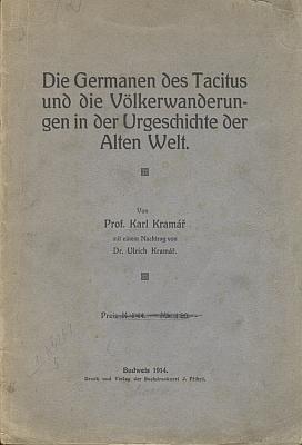 Obálka jeho práce (1914)