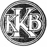 Logo nakladatelství Karl Kratochwil Budweis
