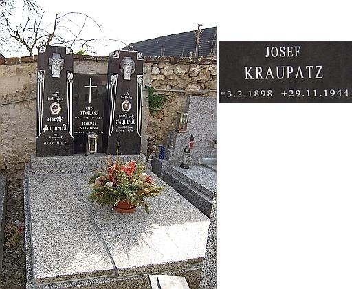 Jeho strýčický hrob