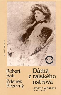 Obálka (2000) knihy vydané v Praze nakladatelstvím Mladá fronta s pasáží ocestách Šumavou má na obálce rovněž portrét Sidonie od Maxe Švabinského zroku 1907
