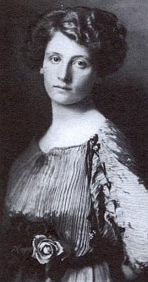 Sidonie Nádherná v roce 1910