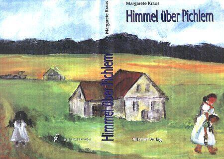 Obálka (2002) její knihy vydané nakladatelstvím Specht v Erlangen