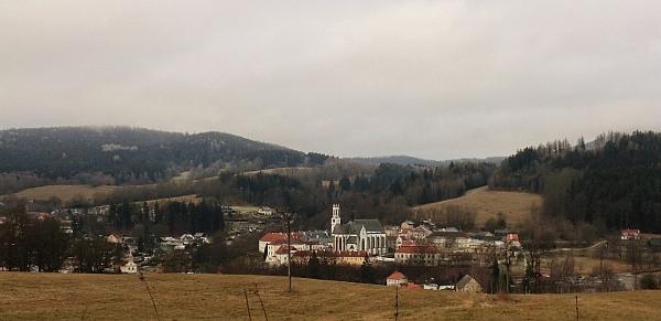 Vyšebrodský klášter