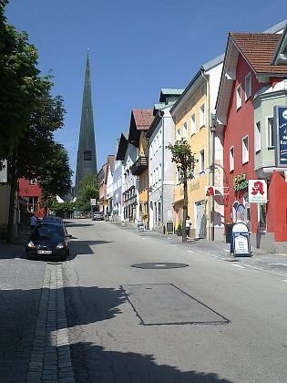 Wegscheid v roce 2013