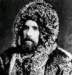 Polárník Julius Payer...