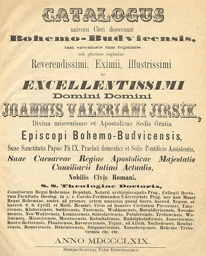 V seznamu vyšebrodských cisterciáků na stránkách diecézního katalogu