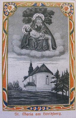 """""""Svatý"""" obrázek z Randlesberku"""
