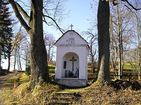 Kaple ve Skříněřově zachráněná zásluhou Olgy Walló