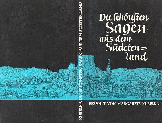 Obálka (1987) už 6. vydání její knihy v mnichovském nakladatelství Aufstieg-Verlag s ilustracemi Heriberta Loserta