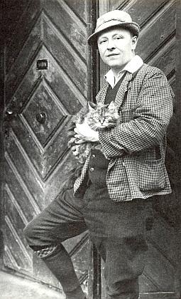 Na snímku z mladších let