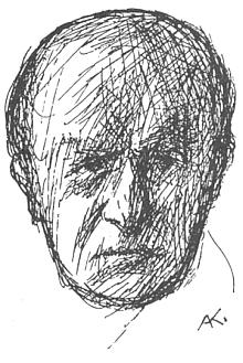Autoportrét z roku 1943