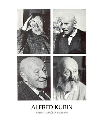 Obálka katalogu k jeho salcburské výstavě v roce 2009