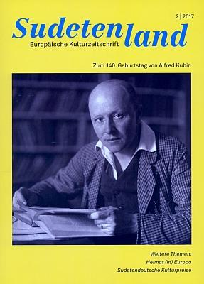 Na obálce čísla krajanského kulturního čtvrtletníku, věnovaného 140. výročí umělcova narození