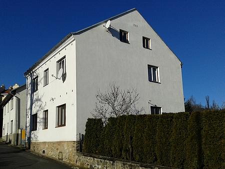 Dům čp. 262/II v dnešní Ševčíkově ulici v Prachaticích, ve kterém Rudolf Kubitschek skonal