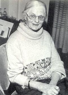 Maria Kuchlerová, které je dceřina báseň věnována