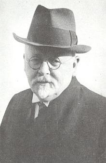 Jakub Daublebský ze Sternecku (1868-1941) - viz i jeho syn Alfred von Sterneck)