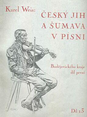 Obálka třináctého dílu Weisova souboru (1937)