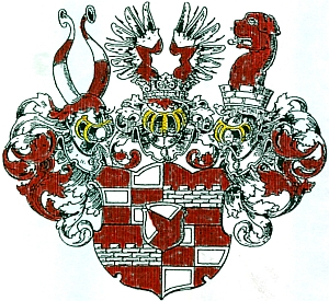 Erb hraběcího rodu Küniglů