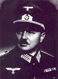 V uniformě majora wehrmachtu