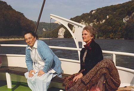 S Bibi na Dunaji u Řezna cestou k Walhalle