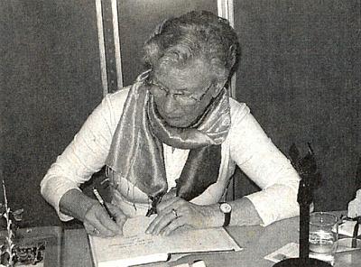Při prezentaci své knihy ve Vídni