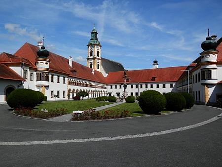 Klášter Reichersberg