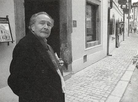 V Českém Krumlově roku 2008
