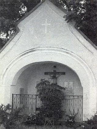 Jeho hrob v Leonsteinu