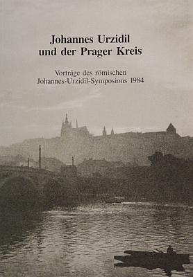 Obálka (1986) knihy s přednáškami římského sympozia o Johannesi Urzidilovi z roku 1984, jejímž byl editorem a kterou vydal Adalbert Stifter Institut des Landes Oberösterreich
