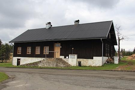 Bývalá škola ve Filipově Huti