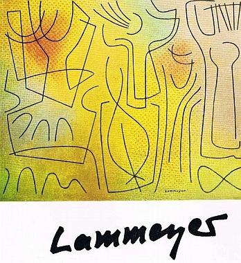 Obálka katalogu výstavy k jeho 85. narozeninám