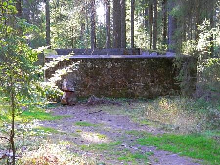 Větrací šachty tunelu