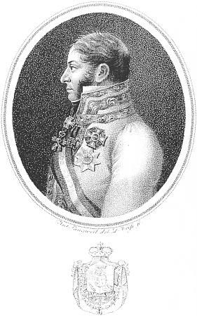 Knížata Karl a Josef zu Schwarzenberg na jeho signovaných kresbách