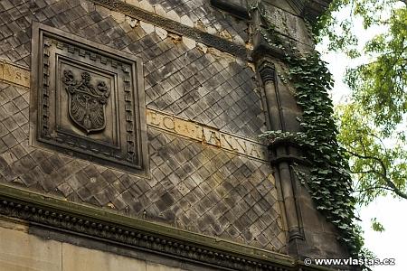 Lannova hrobka na pražských Olšanech dosvědčuje význam starého rakousko-českého rodu