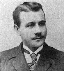 Jeho otec Willibald Lanzendörfer