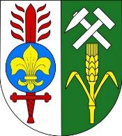 Znak udělený spolu s podobně řešenou vlajkou obci Meclov k 900. výročí prvé zmínky o Meclově (1115) vsoupise majetku kláštera v Kladrubech (ten je připomenut zlatou lilií na meči sv. archanděla Michaela, jemuž je zasvěcen meclovský kostel)