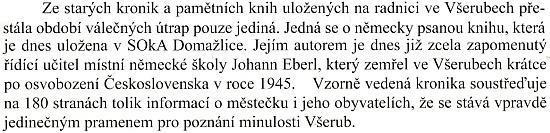 V knize Zdeňka Procházky je přejata chybná podoba jeho příjmení