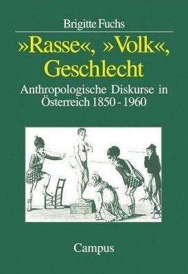 Obálka (2003) knihy Brigitte Fuchsové vnakladatelství Campus Verlag, pojednávající ijeho dílo v širším rakouském kontextu