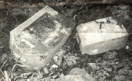 Při obnově božích muk v zaniklé vsi Kamenná (Stein) u Studánek avroce 2007 také jeho zásluhou obnovený kříž v místech, kde stála